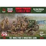 Flames Of War: ZiS Gun Battery