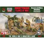 Flames Of War: Reserve Artillery Battalion