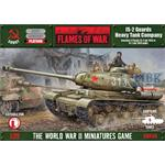 Flames Of War: IS-2 Guards Heavy Tank