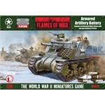 Flames Of War: Armored Artillery Battery