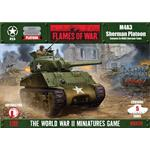 Flames Of War: M4A3 Sherman Platoon