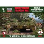 Flames Of War: M36 Tank Destroyer Platoon