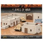 Flames Of War: Small Desert Houses
