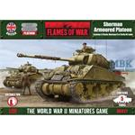 Flames Of War: Sherman V Armoured Platoon