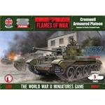 Flames Of War: Cromwell Armoured Platoon