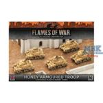 Flames Of War: Honey Armoured Troop