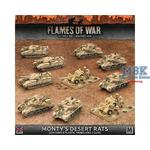 Flames Of War: Monty's Desert Rats
