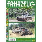 Fahrzeug Profile 15 -  Panzertruppe Österreichs