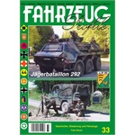 Fahrzeug Profile 33 - Jägerbatallon 292