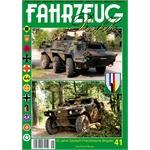 Fahrzeug Profile 41 - Deutsch/Französische Brigade