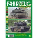 Fahrzeug Profile 53 - Panzertruppe der Bundeswehr
