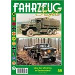 Fahrzeug Profile 59 - LKW US ARMY in Deutschland