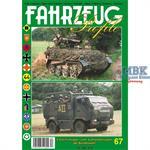 Fahrzeug Profile 67 - Fallschirmjäger & LL-Truppen