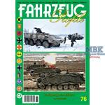 Fahrzeug Profile 76 - Die Jägertruppe im Heer2011