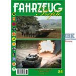 Fahrzeug Profile 84 - Schweizer Panzerbrigade 11