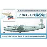 Breguet 763 Deux-Ponts - Air France 1960's