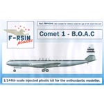 de_Havilland Comet 1. Decals BOAC
