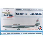 de_Havilland Comet 1.  Canadian Pacific / RCAF