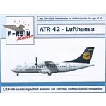 ATR ATR-42 Lufthansa