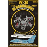 Lockheed S-3B Viking VX-30 Bloodhounds