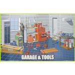 Garage & Tool Set Garage GT 1    1/24