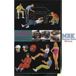 Figures & Interior Accessory Parts set  1/24