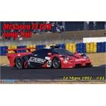 McLaren F1 GTR Longtail Le Mans 1997 #44
