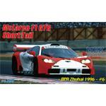 McLaren F1 GTR Short Tail #6 BPR Zhuai 1996  1/24