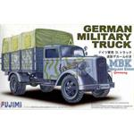 German Military Truck kit  Opel Blitz 1/72