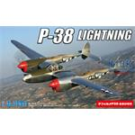 P-38 Lightning 2 Bausätze/pierces   1/144