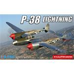 P-38 Lightning 2 Bausätze/pierces   1/144