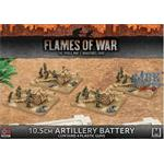 Flames Of War: 10.5cm Artillery Battery