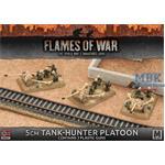 Flames Of War: 5cm Tank-hunter Platoon