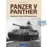 Panzer V Panther Technik-Entwicklung-Erfahrungsber