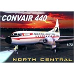 Convair 440 North Central