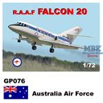 Mystere 20 / Falcon - Australian Air Force