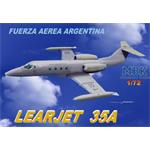 Gates Learjet 35A - Fuerza Aerea Argentina