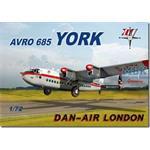 Avro 685 York - Dan Air London