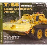 Green Line Band 16 \'T-55 Special Vehicles in Deta
