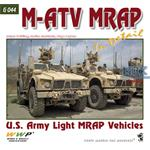 M-ATV MRAP  in Detail
