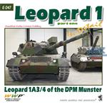 Leopard 1A3/A4   in Detail