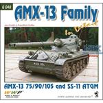 AMX-13 Family light Tanks  in Detail