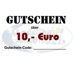 Gutschein / Voucher 10 Euro