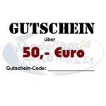 Gutschein / Voucher 50 Euro