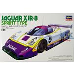 Jaguar XJR-8 Sprint Type  1/24