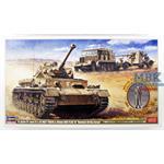 DAK Panzer IV F2 + Sd Kfz. 8 + 88 Flak 18 + Rommel