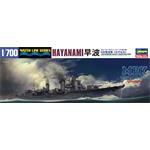 IJN Hayanami   -Waterline-   1/700