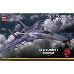 SU33 Flanker D Ace Combat Scarface   1/72