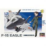 EGG PLANE F-15 Eagle