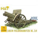 WWI Austrian 10cm Gun